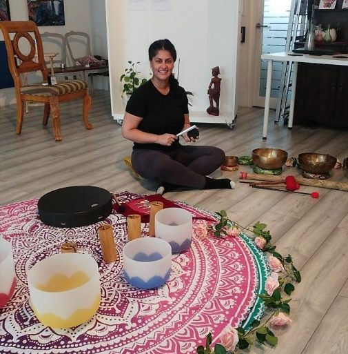 Sound Healing for Women's Circle