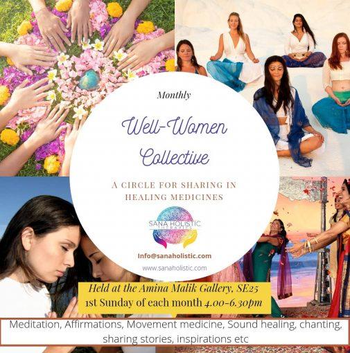 Women's Circle in South London Advert