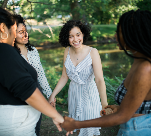 Women-Circle in London with Sana Holistic
